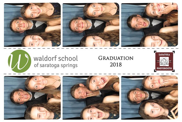 Waldorf School of Saratoga Springs Graduation