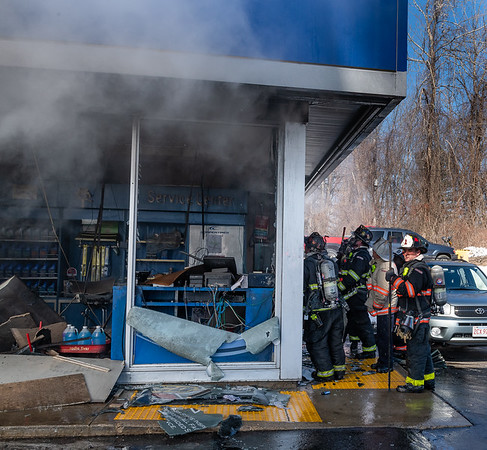 Leominster 2nd Alm Sunoco 468 Main 190307