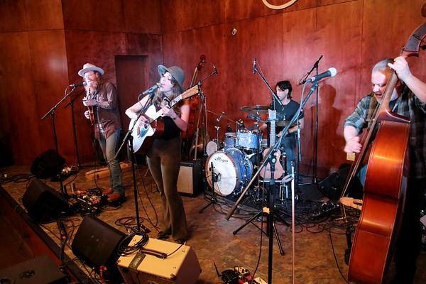 Jessica Malone Band at the Davis Odd Fellows Hall 02 01 20