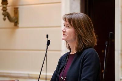 Senator Kathleen Riebe