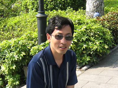 China Tour 2007