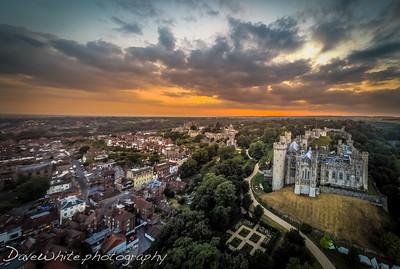 Arundel Castle SUP