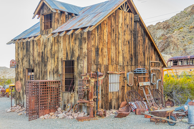 Nelson Nevada Ghost Town El Dorado Canyon Techatticup Mine  August 20, 2019  04_.jpg