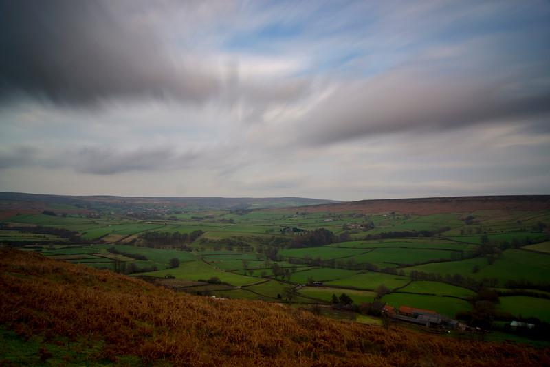 Near Westerdale, North Yorkshire Moors