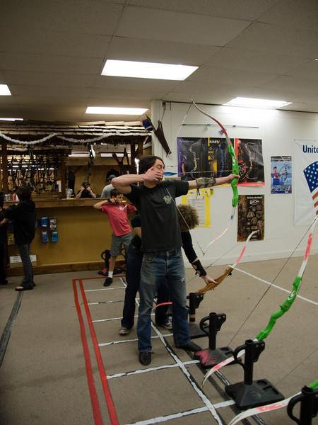 Archery, Feb 2012