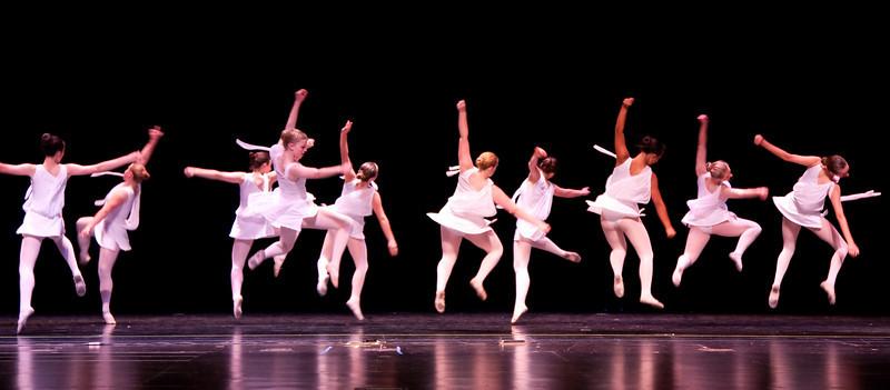 2011 Esprit de la Danse Recital