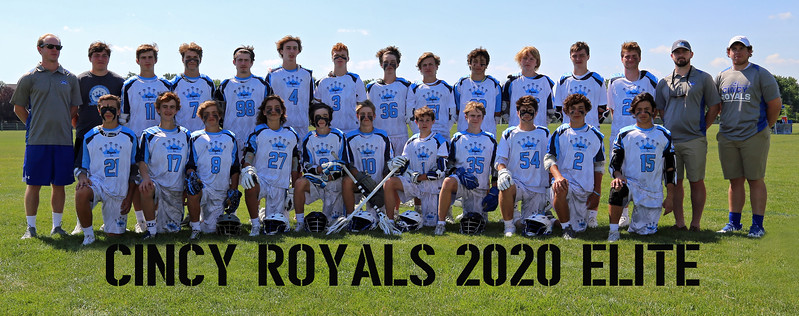 2017 Cincy Royals Lacrosse