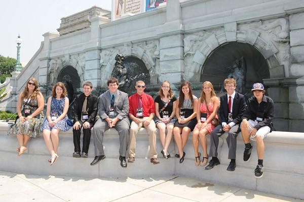 Youth Tour to Washington DC June 15-21, 2012 21412