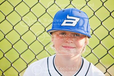 Byron Nelson Youth Baseball Night 2012