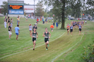 Varsity Boys Loop 1 - 2015 OU Golden Grizzly HS Invite