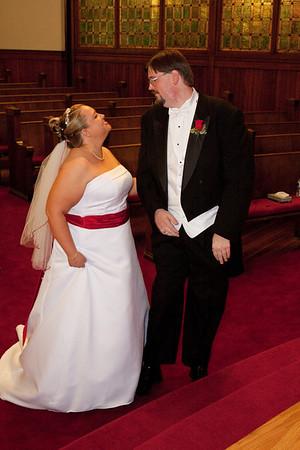 Lewis-Shoemaker Wedding