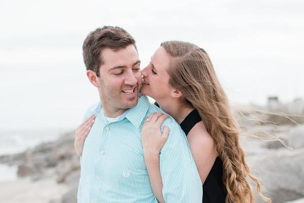 Kelsey + Collin | NC Coastal Engagement