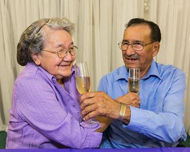 Dorothy and Ken Wynne 60th Anniversary