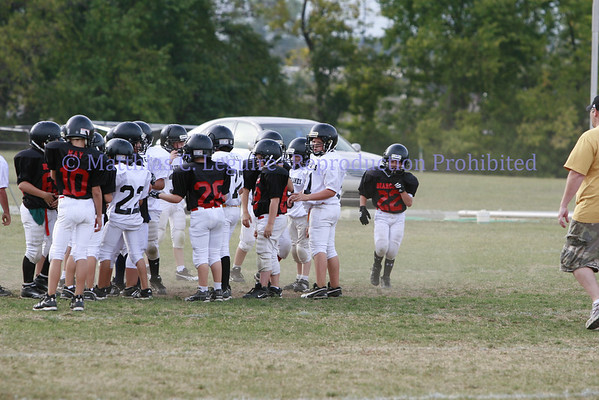 September 20, 2009 Findlay, Oh Midget Football