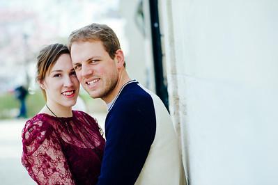 Engagement Jocelyn and Vincent