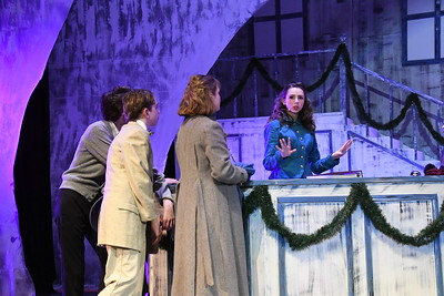 11-5-2019 DSM Cast White Christmas Act 1 Part 2 of 2 @ GP Fine Arts Academy