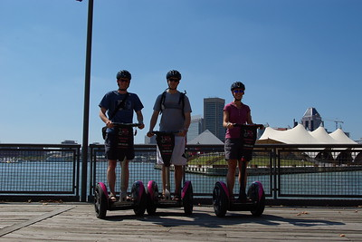 20060805 - Segway Tour in Baltimore