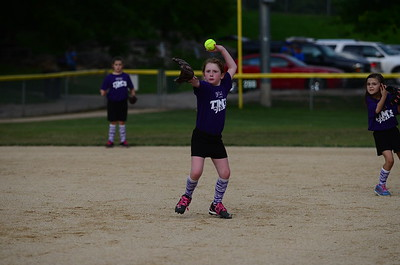 Purple Cats Softball