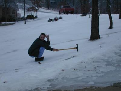 Snow Dec 27
