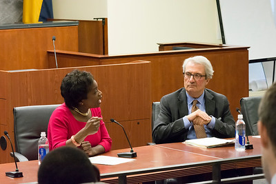 4/16: Net Neutrality Q&A with FCC Commissioner Clyburn and Panel