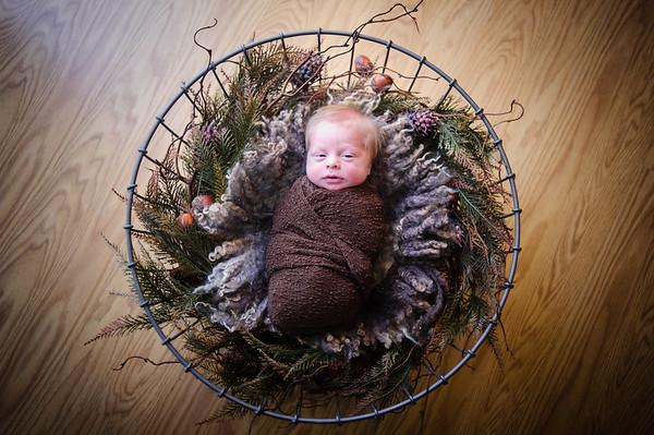 Nicholas Ryan Newborn