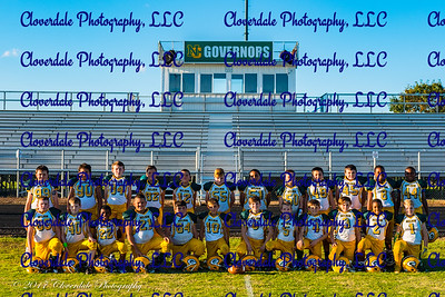 2017 Nelson County Football - Juniors