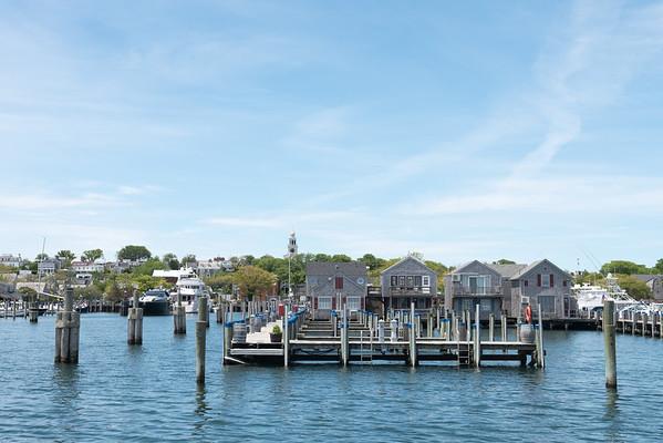 Helen's visit to Nantucket & Boston