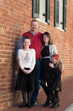Malloy Family, Winter 2015