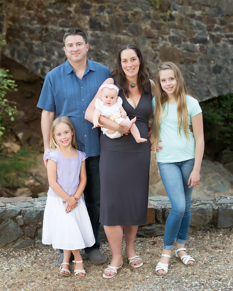Amber's Family Session