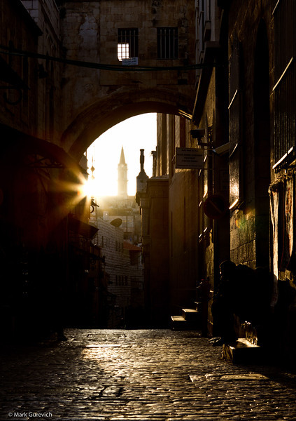 20120222 Jerusalem 17 - sunset in the arab quarter.jpg