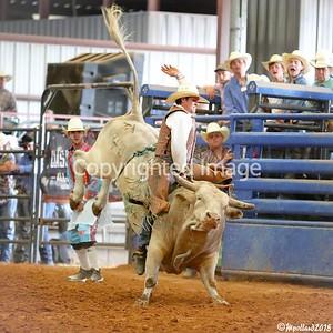 BKH Bull Ride - 2018