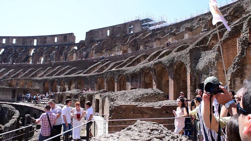 Roma 2015: Coliseo