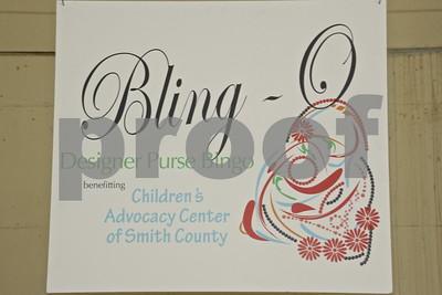 9/13/16 Bling-o! Designer Purse Bingo - Benefits Children's Advocacy Center by Jim Bauer
