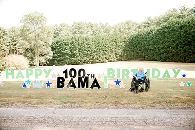 Bama 100 party