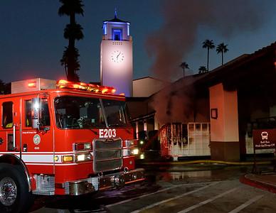 LA Union Station Incident