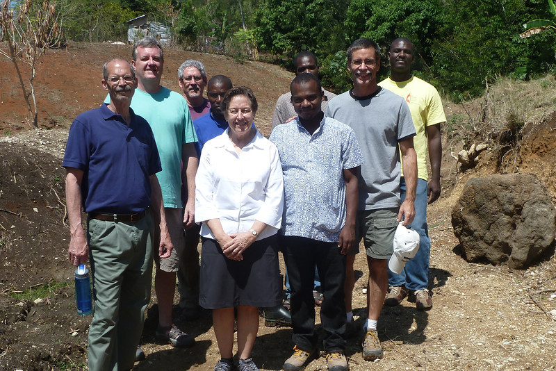 Epworth team with United Methodist Volunteers in Mission