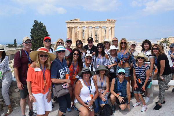 Day 03 - July 8, 2018 - Athens, Greece