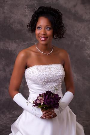 Tanesha Bridal Session