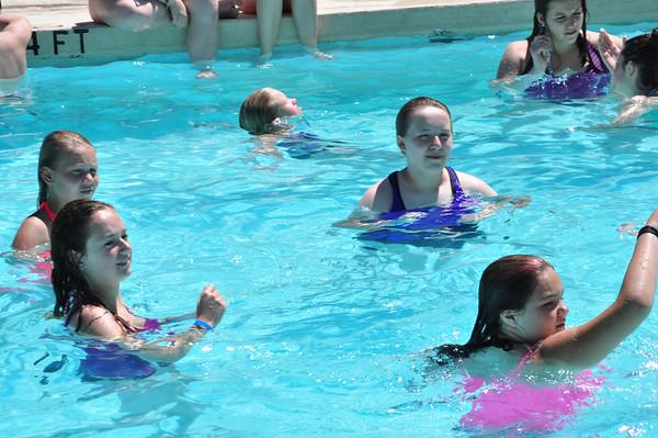 Thursday Pool Time