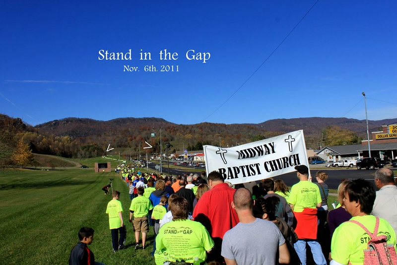 Stand in the Gap  Nov. 6th. 2011 029.JPG