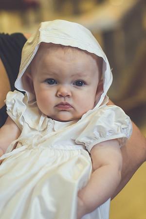 Baby B Baptism