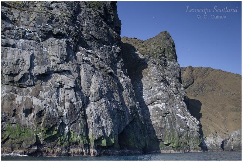 Boreray eastern cliffs (1)