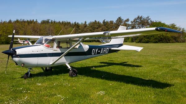 OY-AHD - Reims Cessna F172H Skyhawk