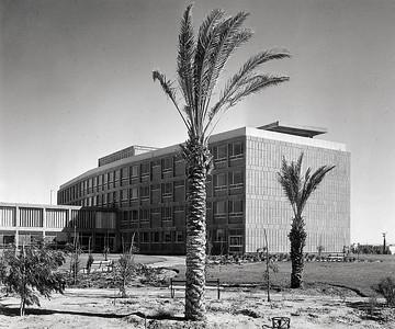 Regional Hospital, Beersheba - 1955-1962