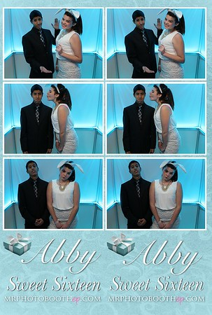 Abby's Sweet Sixteen | Nov. 22nd 2013