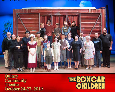 QCT - The Boxcar Children - 2019