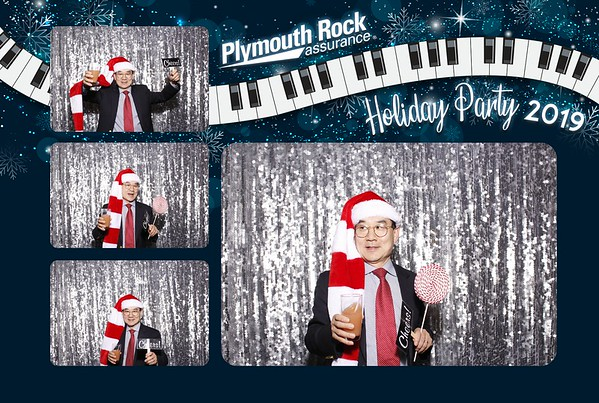 Plymouth Rock Management Company of New Jersey Holiday Party!