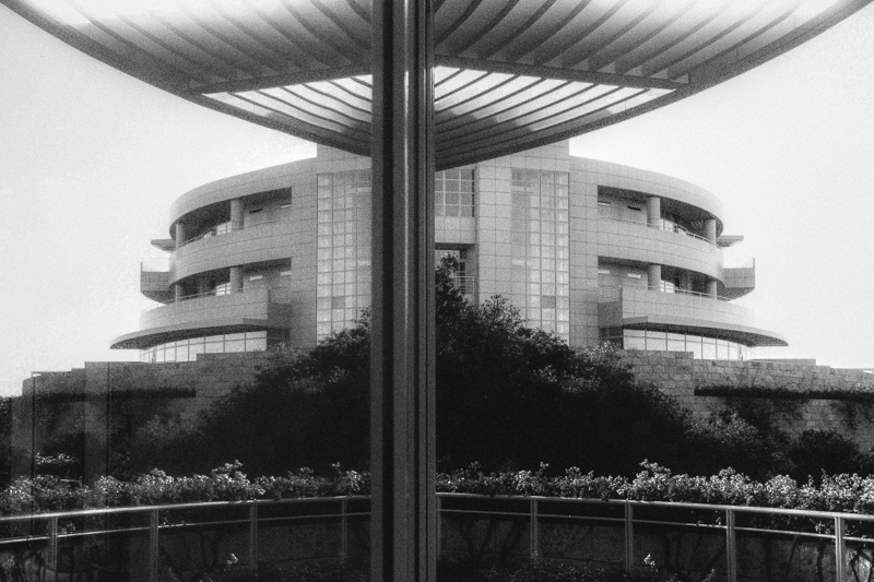 December 13 - Double vision, The Getty Los Angeles.jpg