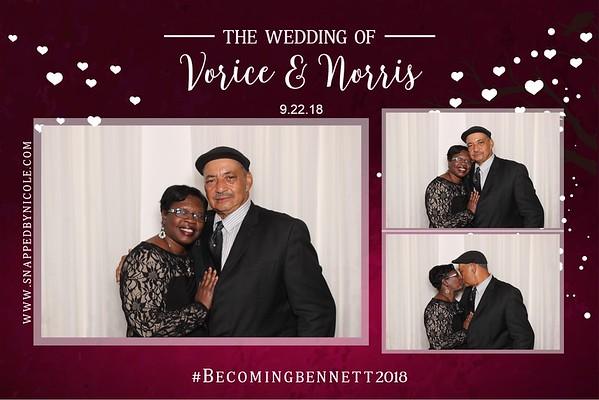 Vorice & Norris 9.22.18