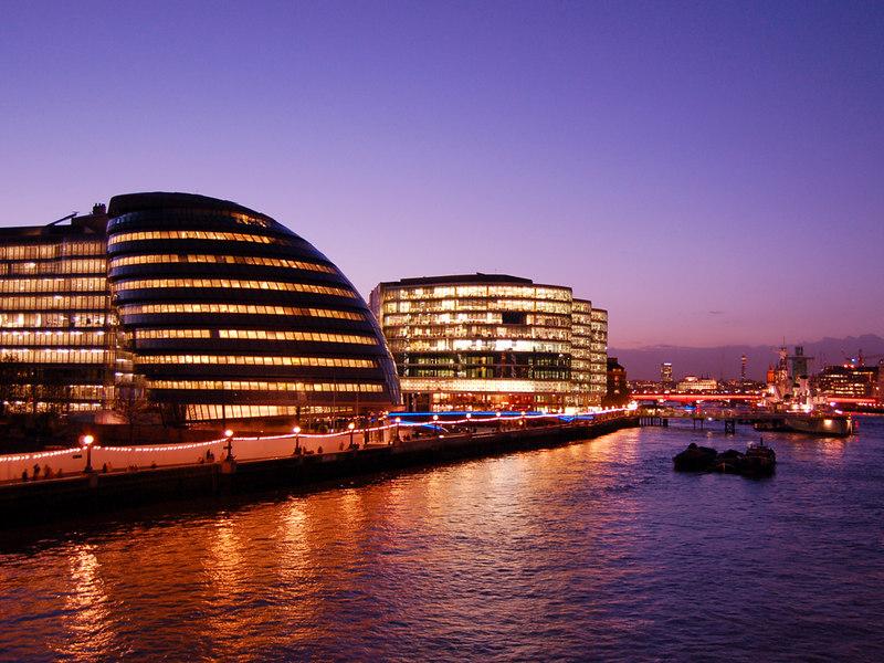 London: City Hall